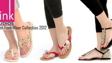 Pink Studio Eid Footwear Collection 2012 001
