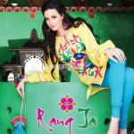 Rang Ja Embroidered Outfits for Women 2012 001