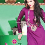 Rang Ja Embroidered Outfits for Women 2012 002