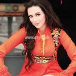 Rang Ja Latest Eid Embroidered 2012 Collection 003