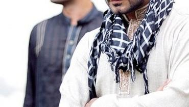 Satrangi By Saqib Eid Collection 2012 For Men 001