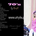 Satrangi by Saqib Latest 70's Collection Casual Wear 2012 001