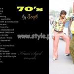 Satrangi by Saqib Latest 70's Collection Casual Wear 2012 002