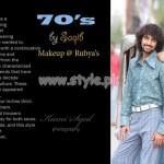 Satrangi by Saqib Latest 70's Collection Casual Wear 2012 003
