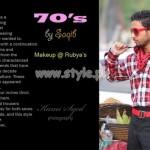 Satrangi by Saqib Latest 70's Collection Casual Wear 2012 005