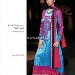 SilkyLine Fabrics 2012 Collection for Women 012