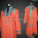 Tehseen Rehan 2012 Rangeen Collection 006