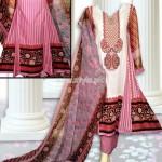 VS Textiles Latest Eid Lawn Dresses 2012 001