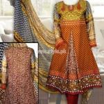 VS Textiles Latest Eid Lawn Dresses 2012 002