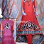 VS Textiles Latest Eid Lawn Dresses 2012 003
