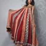Vasim Asghar 2012 Rang Collection for Women 003