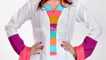 Zahra Ahmed Latest Party Wear For Women 2012 002