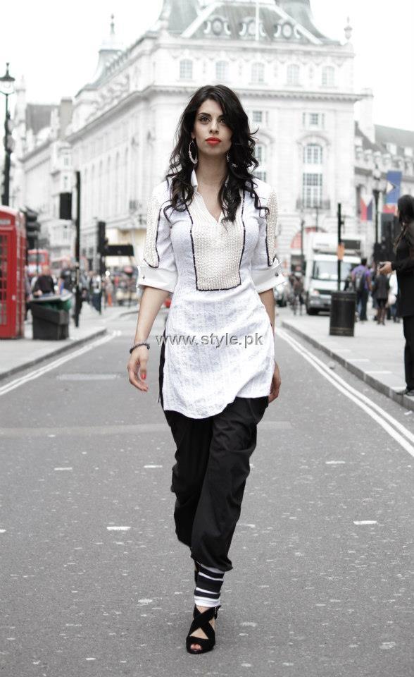 Ammar Belal Casual Wear Outfits 2012 for Women