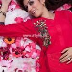 Beech Tree Latest Party Wear Dresses For Eid-Ul-Fitr 2012 001