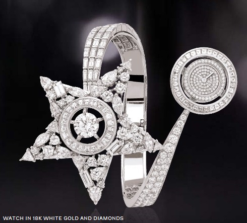 Chanel High Jewellery Watches Collection 2012 For Women 001