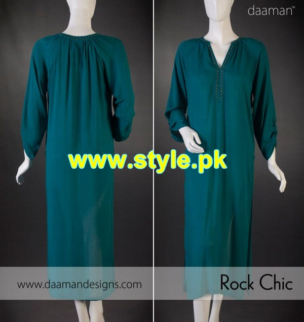 Daaman Latest Evening Wear Collection For Women 2012 001