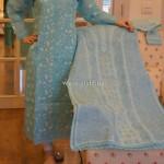 Farida Hasan Lukhnow Kurta Collection 2012 for Women 009