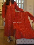 Farida Hasan Lukhnow Kurta Collection 2012 for Women 010