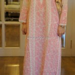 Farida Hasan Lukhnow Kurta Collection 2012 for Women 012