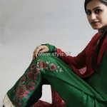 Generation Latest Eid Outfits 2012 for Ladies 004