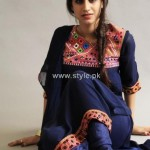 Generation Latest Eid Outfits 2012 for Ladies 007