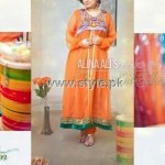 Glitz N Glam Eid Collection 2012 for Women by Alina Ali 005