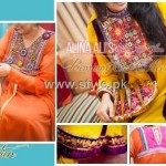 Glitz N Glam Eid Collection 2012 for Women by Alina Ali 008