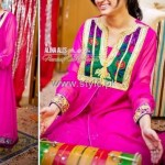 Glitz N Glam Eid Collection 2012 for Women by Alina Ali 009