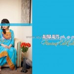 Glitz N Glam Eid Collection 2012 for Women by Alina Ali 010