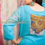 Glitz N Glam Eid Collection 2012 for Women by Alina Ali 013