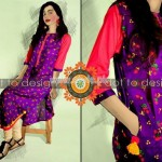 HK-Dot to Design Eid Collection 2012 Casual Dresses 002