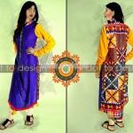 HK-Dot to Design Latest Eid Dresses For Women 2012 004