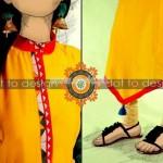 HK-Dot to Design Latest Eid Dresses For Women 2012 006