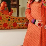 Jannat Nazir Debut Collection 2012 for Girls 002