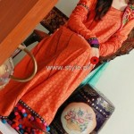 Jannat Nazir Debut Collection 2012 for Girls 010