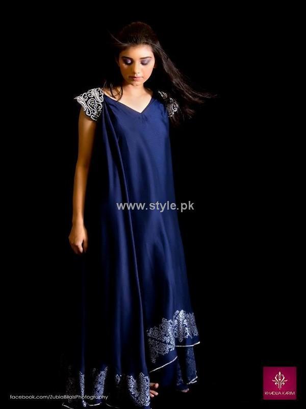 Khadija Karim New Dresses 2012 for Ladies