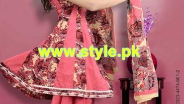 Latest Rado Classic Lawn Prints 2012 With Zara Sheikh 001