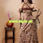 Latest Rado Classic Lawn Prints 2012 With Zara Sheikh 005