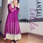 Maansal Estilo Latest Dresses 2012 for Women 002
