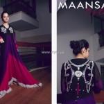 Maansal Estilo Latest Dresses 2012 for Women 004