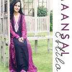 Maansal Estilo Latest Dresses 2012 for Women 005