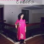 Maansal Estilo Latest Dresses 2012 for Women 006