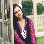 Maansal Estilo Latest Dresses 2012 for Women 008