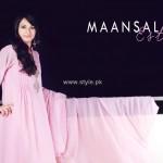 Maansal Estilo Latest Dresses 2012 for Women 009