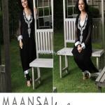 Maansal Estilo Latest Dresses 2012 for Women 010