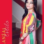 Maansal Estilo Latest Dresses 2012 for Women 012