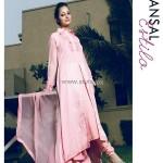 Maansal Estilo Latest Dresses 2012 for Women 014