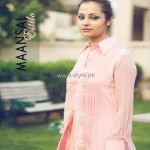Maansal Estilo Latest Dresses 2012 for Women 015