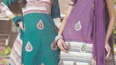 Mansha Eid Collection 2012 For Women 002