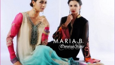 Maria B Eid Collection 2012 For Women 001